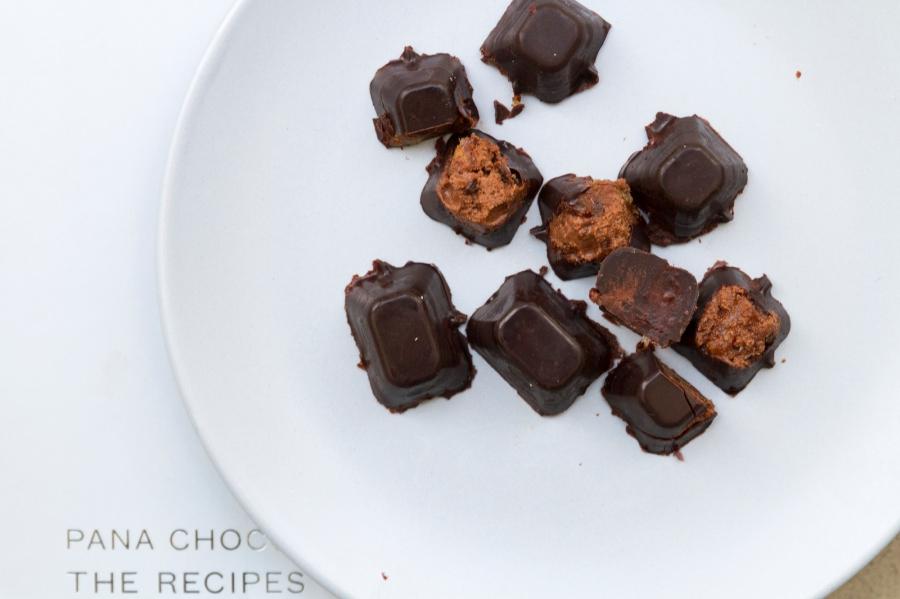 Individual Pana Chocolates