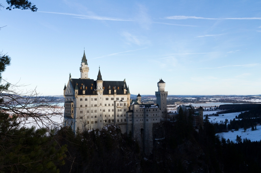Part 4: Neuschwanstein Castle