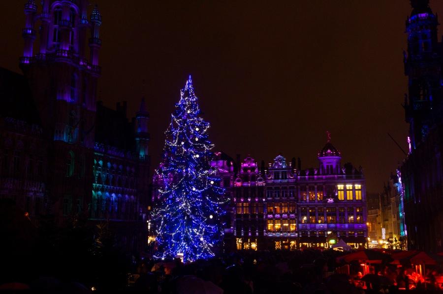 Christmas in Belgium