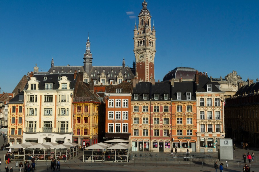 A Day Trip to Lille